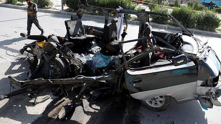Afganistan'da bombalı saldırıda 11 sivil öldü