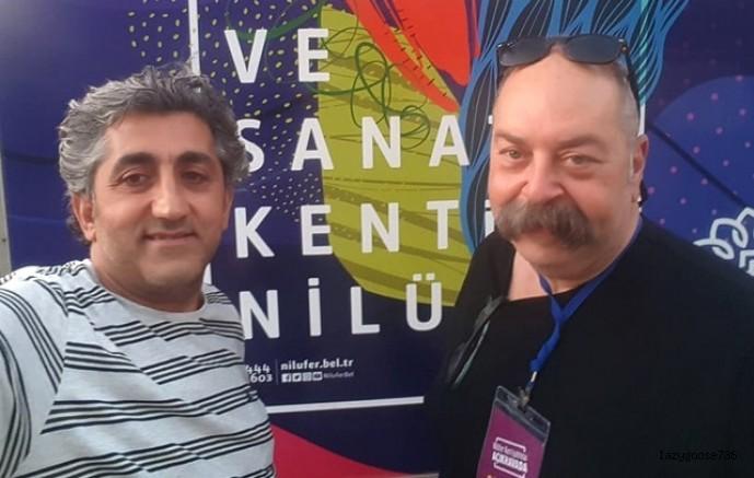 Ali DÜŞENKALKAR  Bursa'da! (Özel Röportaj)
