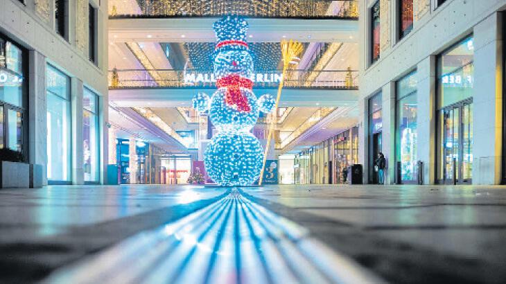 Avrupalıya Noel hediyesi olacak