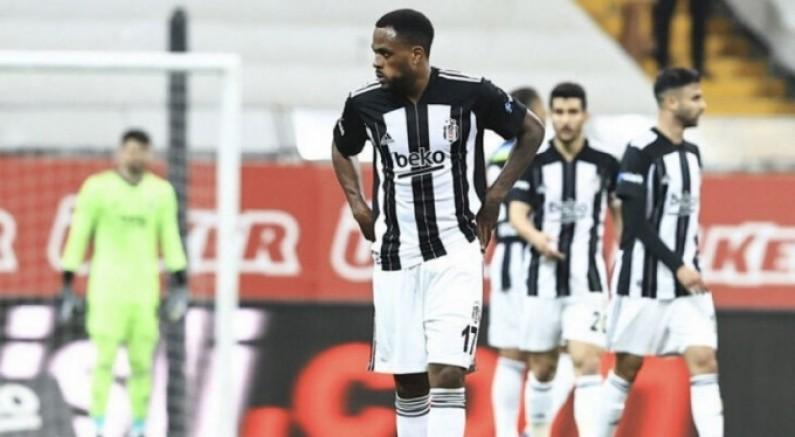 Beşiktaş - Karagümrük: 1-2