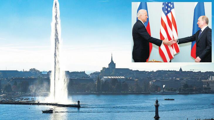 Biden'dan Putin çıkışı