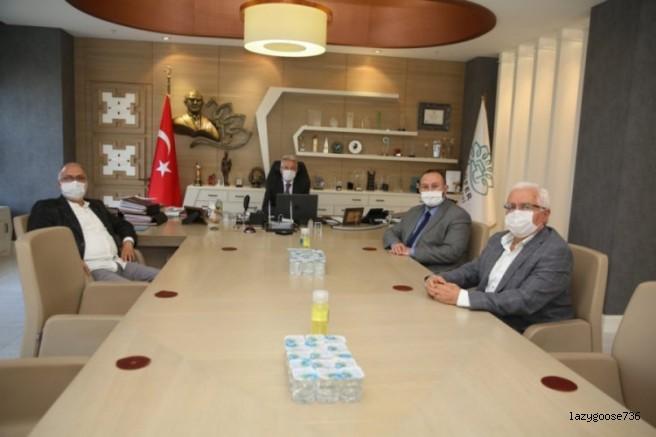 Bursa Nilüfer'den Kırcaali'ye destek