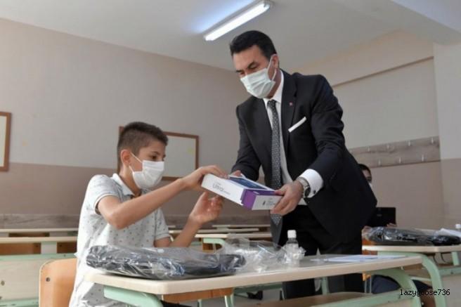 Bursa Osmangazi'den Şırnak'a eğitim kardeşliği