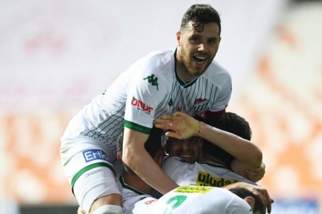 Bursaspor'da 6 futbolcunun sözleşmeleri bitiyor