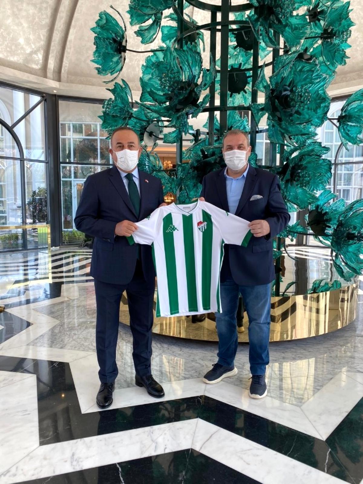 Kıbrıs'ta Yeşil-Beyaz Buluşma!