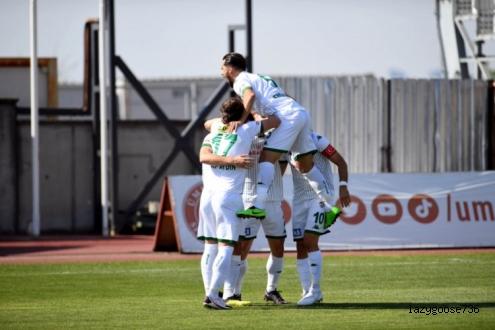 Bursaspor, sezonun ikinci galibiyetini almak istiyor