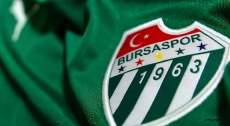 Bursaspor test sonuçlarını açıkladı