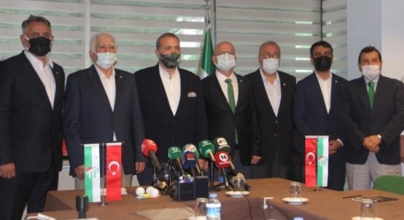 Bursaspor'un 29. başkanı bugün belli oluyor