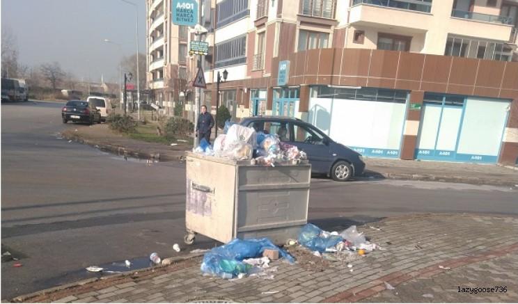Cadde değil 'çöplük!' (Özel Haber)