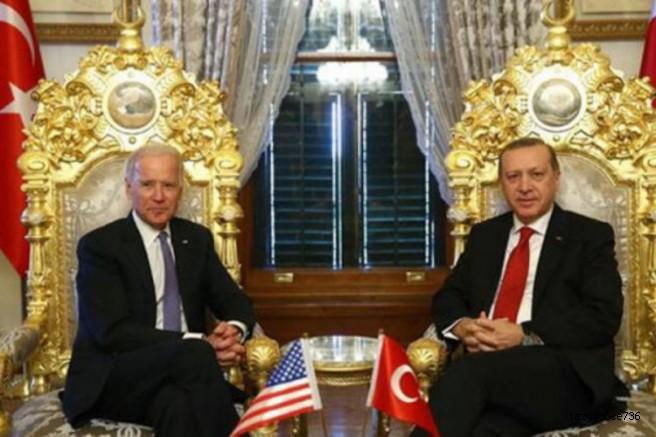 Cumhurbaşkanı Erdoğan'dan Joe Biden'a tebrik mesajı
