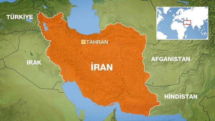 İran savaş uçağında arıza! Pilotlar öldü
