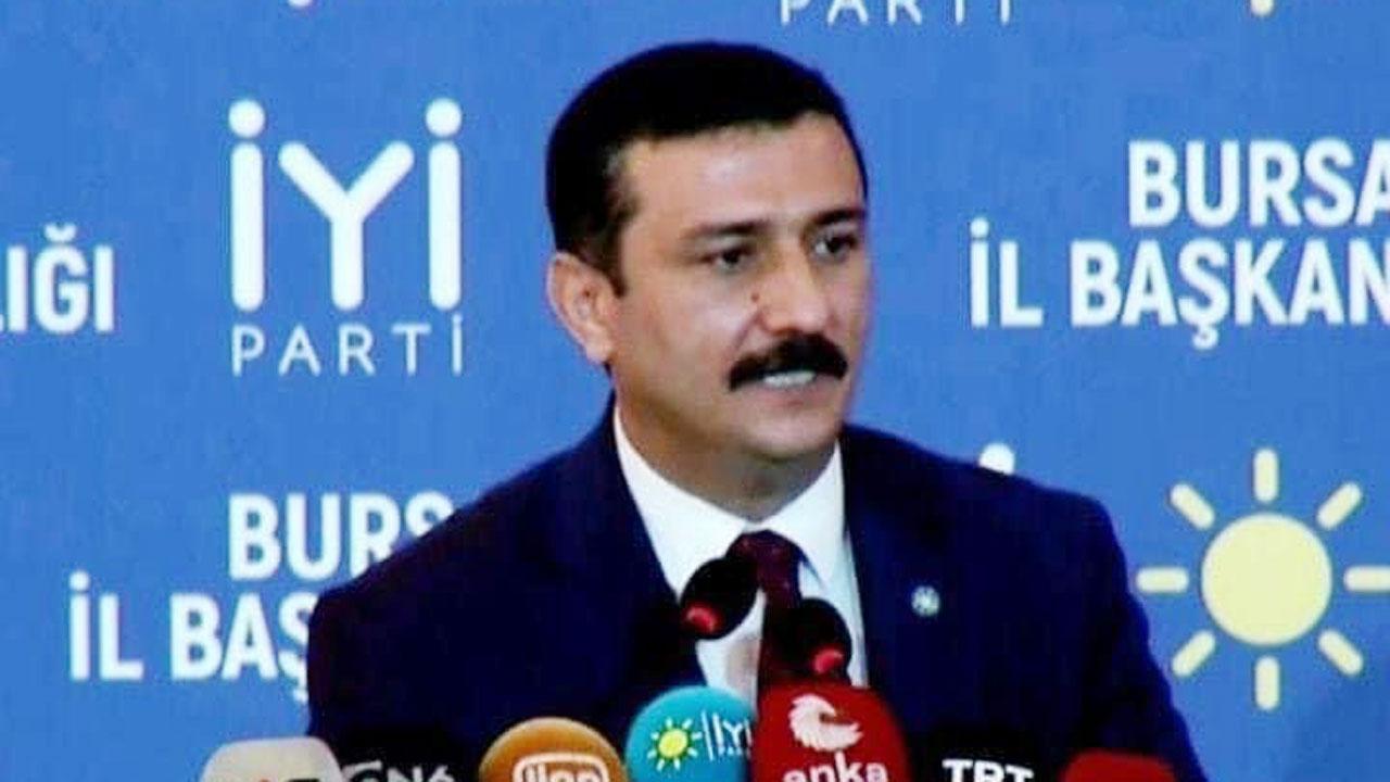 İYİ Parti Bursa'dan sert tepki: