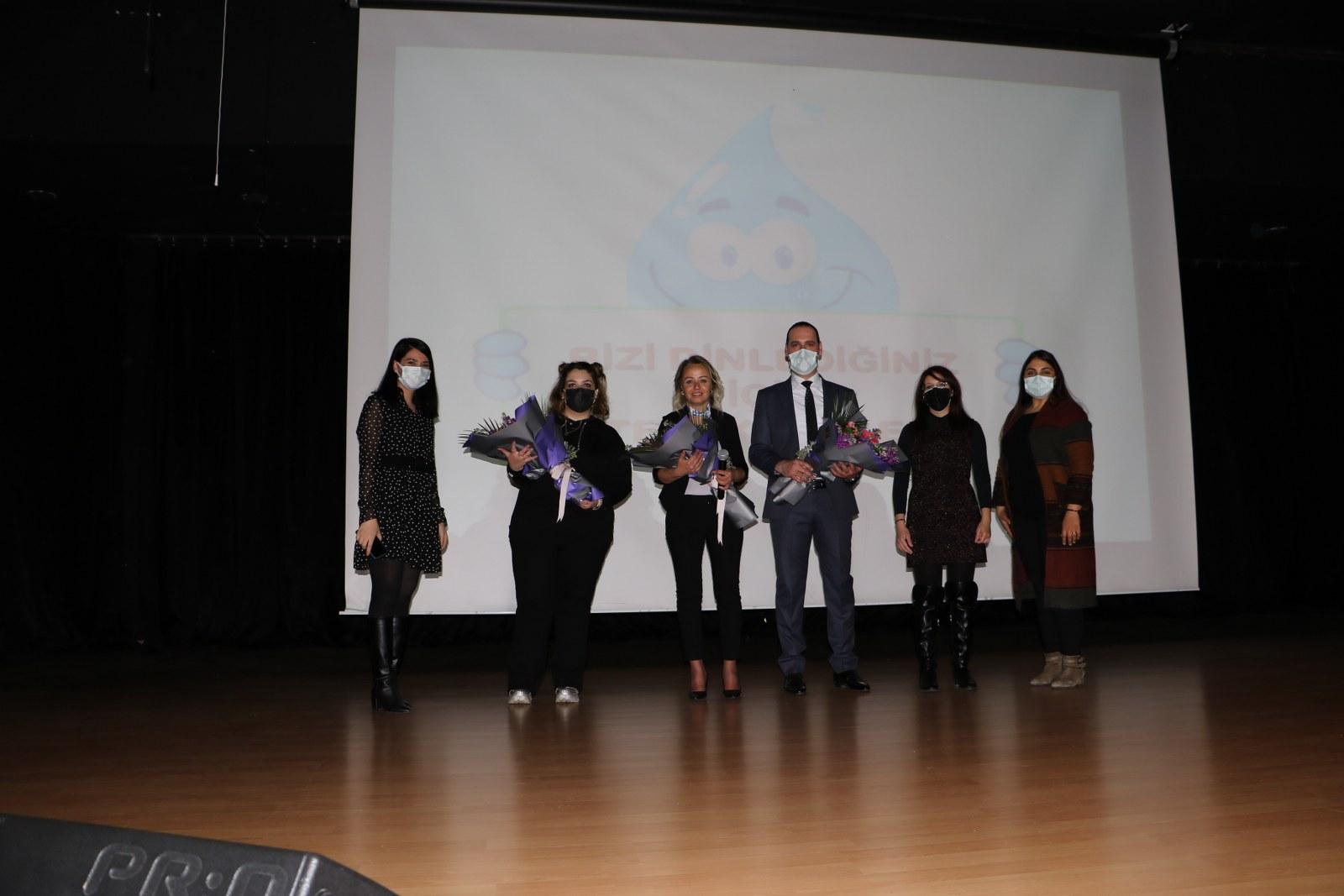 Manisa'da öğrencilere su bilinci aşılandı