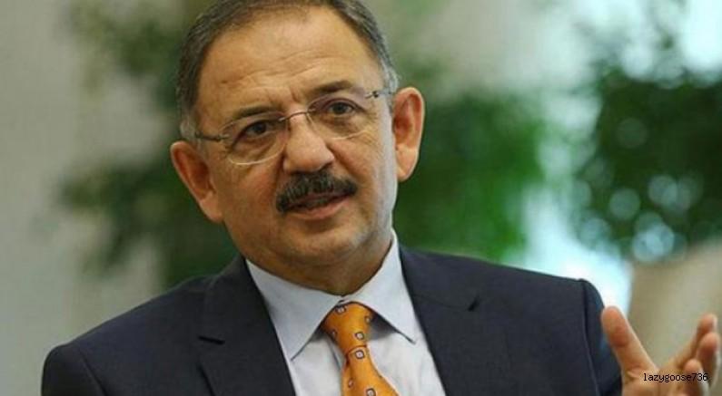Mehmet Özhaseki korona virüse yakalandı!