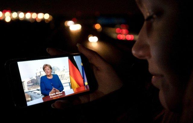 Merkel: