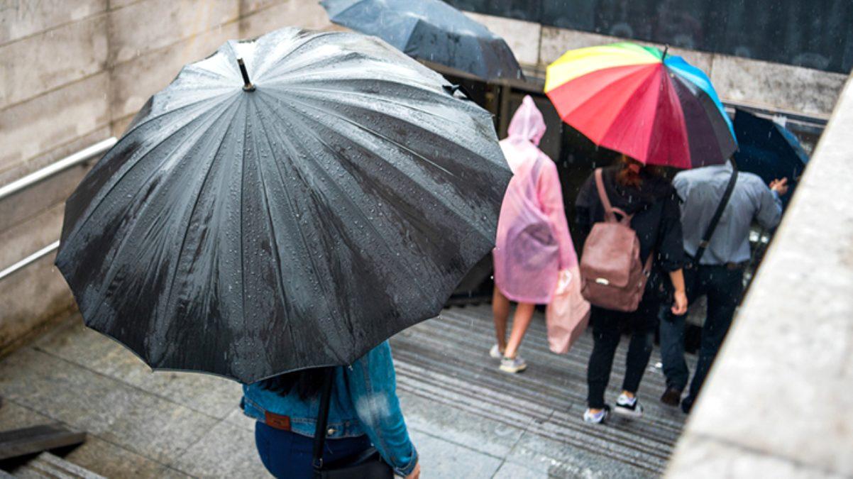 Meteoroloji Bursa dahil 7 kenti uyardı! Sağanak yağış ve fırtına geliyor