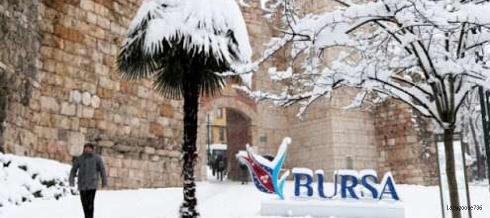 Meteoroloji tarih verdi! Bursa'ya kar geliyor