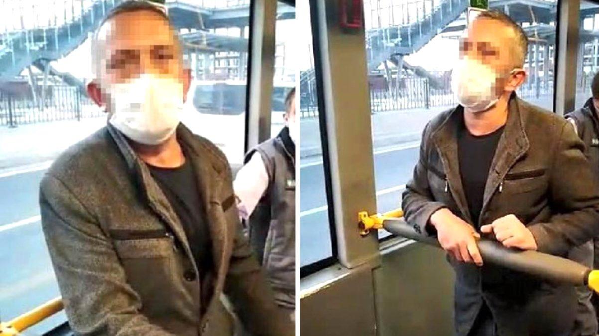 Bursa'da Otobüste masturbasyon skandalı!: İki taraflı zannettim