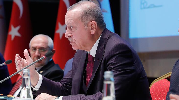 Cumhurbaşkanı Erdoğan 'Adreslerini bulun, bana getirin'
