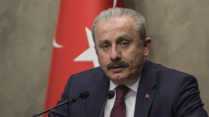 TBMM Başkanı Şentop'tan Türk Kızılayın 'Dayanışma ve Destek Gecesine' video mesaj