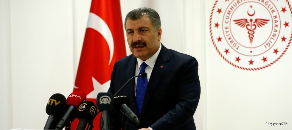 Türkiye'de Corona virüsten can kaybı 44 oldu