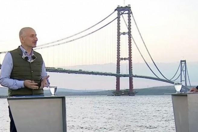 Ulaştırma ve Altyapı Bakanı açıkladı! 1915 Çanakkale Köprüsü'nün geçiş ücreti 15 Euro olacak