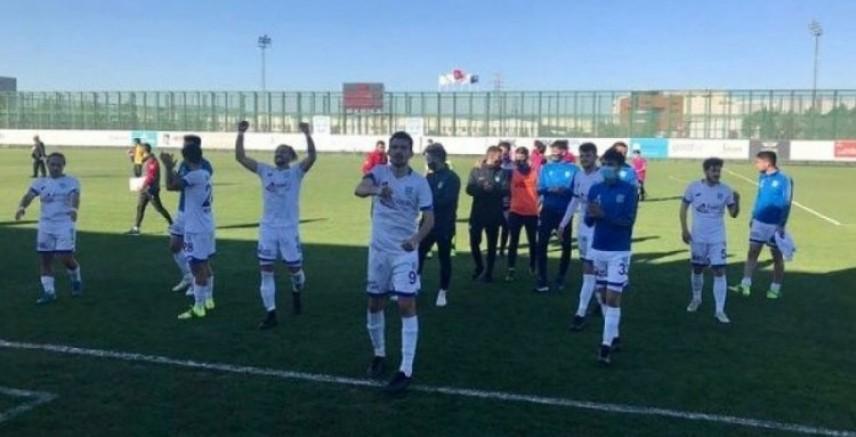 Yıldırımspor grup finaline çıktı