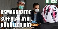 371 Bin Sıcak Yemek, Erzak Paketi ve Somun Ekmeği